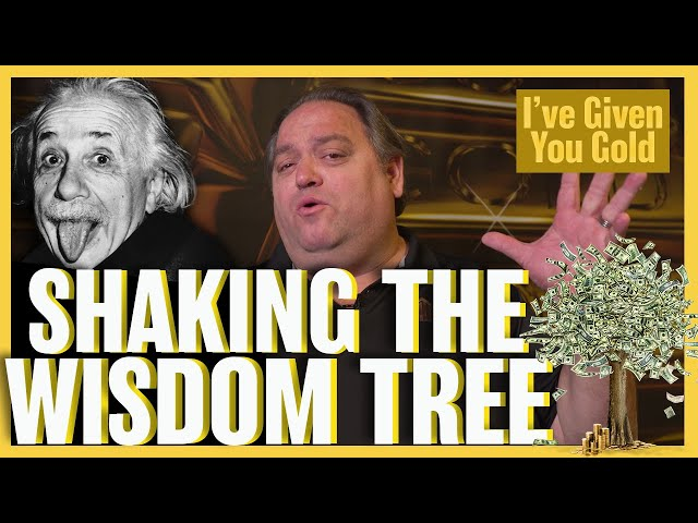 Shaking The Wisdom Tree - I've Given you Gold