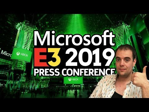 Microsoft E3 2019 XBOX Conference Review | The Stuttering Gamer
