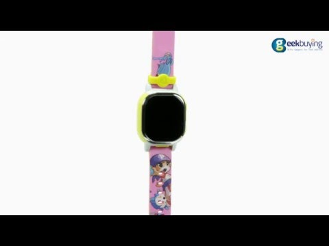 Tencent QQ Watch with Five Accuracy Position & Camera