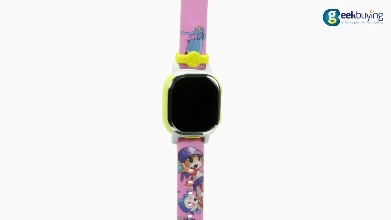 Tencent Child GPS Watch With Group Chat And Pedometer - Review