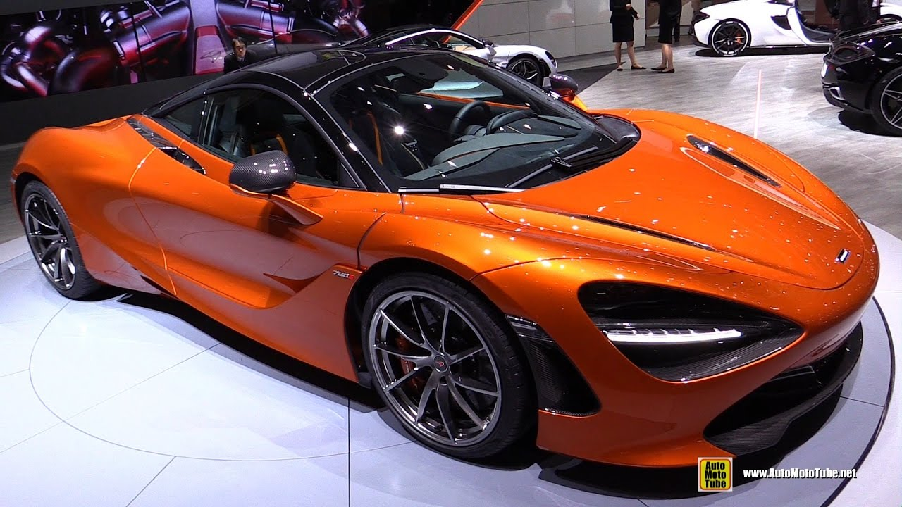 2018 mclaren 720s. fine mclaren 2018 mclaren 720s  exterior and interior walkaround debut at 2017 geneva  motor show and mclaren 720s