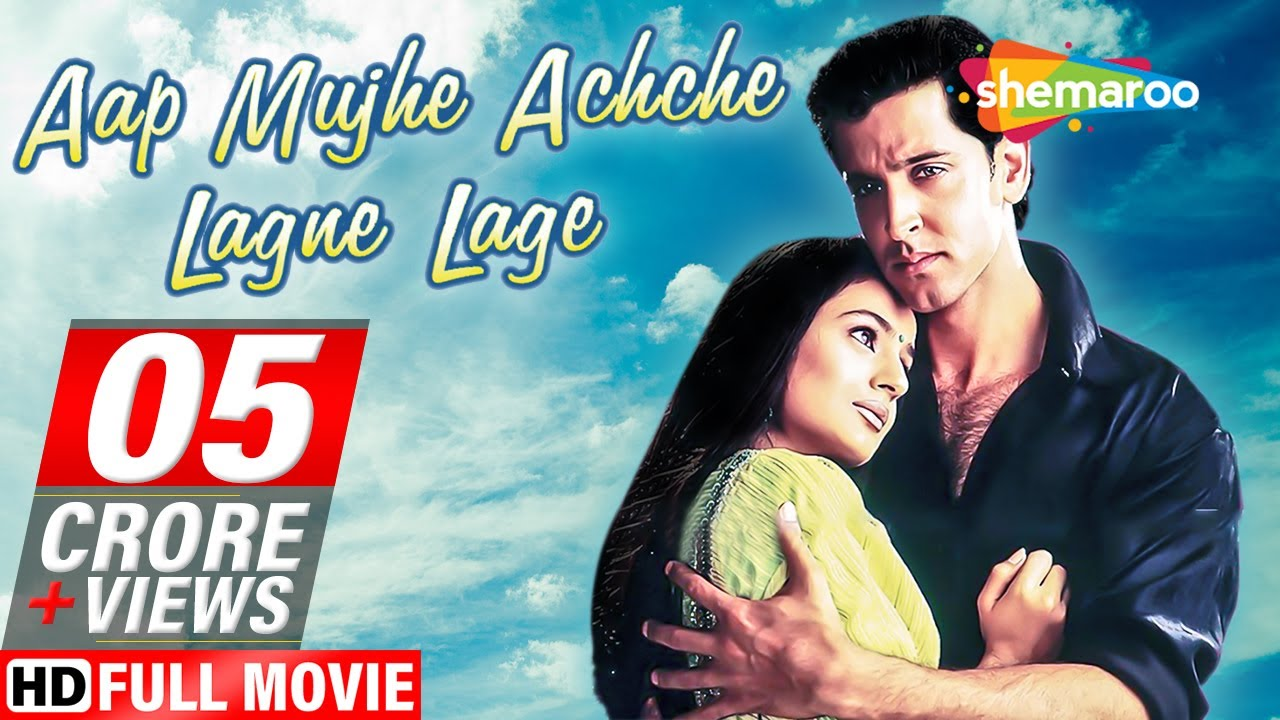 Aap Mujhe Achche Lagne Lage Hd  Full Movie  Hrithik -6330