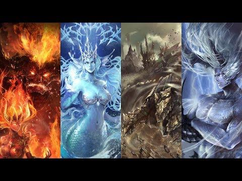 Seven Signs: Система стихий