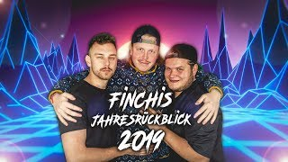 FiNCHi'S JAHRESRÜCKBLiCK 2019