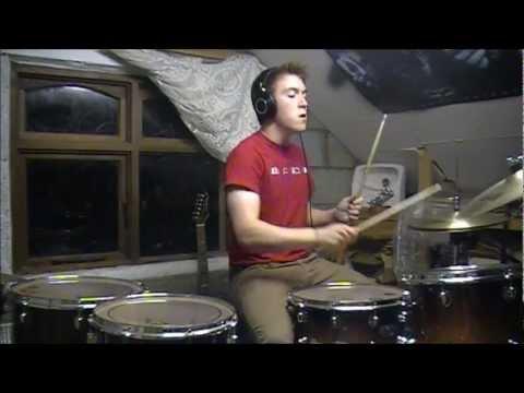 Skeleton (Drum Cover) Bloc Party