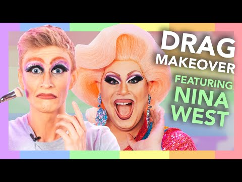 Back to Back Drag Make Over (ft. Nina West)