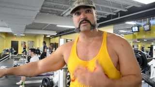 9. РАЗМИНКА ! Как правильно делать разминку перед упражнением на определенную группу мышц!