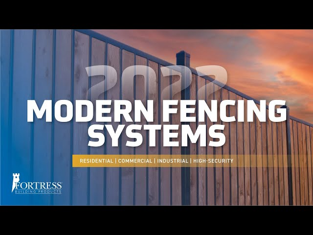 Fortress Building Products Fencing