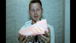 Варто купувати Adidas Predator 18 trace pink?//Огляд Predator 18.1