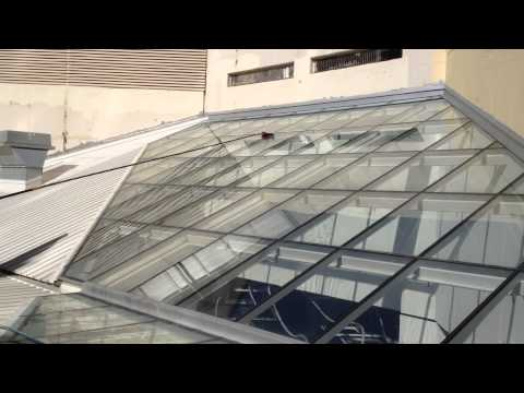 Glass Awning Cleaning | Window Cleaning