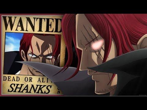 Shanks BOUNTY and DEVIL FRUIT | BIG NEWS!? | One Piece