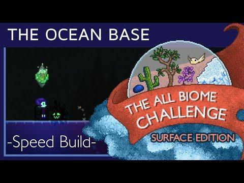 The Ocean Base Speed Build [TABC] | Terraria