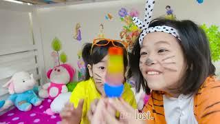 Three Little Kitten | 동요와 아이 노래 | 어린이 교육 | SuperHero Kids