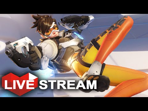 Overwatch Gameplay | Playing all the Heroes! | Live Stream (BETA)