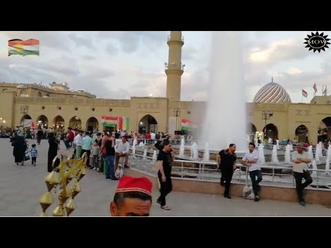Wonderful Erbil City in Kurdistan