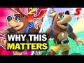 The REAL Significance of Banjo-Kazooie's Inclusion - Super Smash Bros Ultimate [Siiroth]