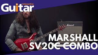 Marshall SV20C Combo | Review
