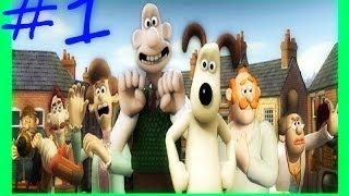 Wallace and Gromit Episode 1 Walkthrough Part 1