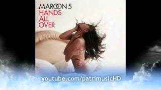 Maroon 5 - Last Chance (Hands All Over) Lyrics HD