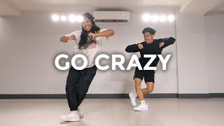 """go crazy"" - chris brown, young thugchoreography by brian esperonfilmed at skip entertainment on guamgroup 1: asia arizala, esperongroup 2: veronica ca..."