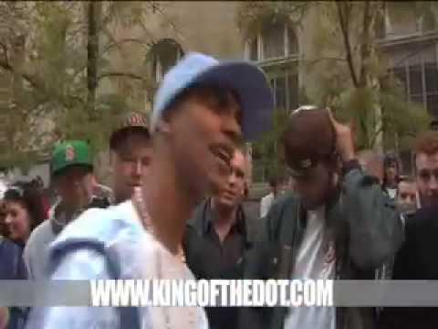 KOTD - Rap Battle - Prodical Son vs Tiggz