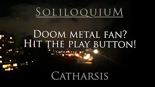 Soliloquium - Catharsis (Swedish death doom metal from 2018)