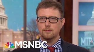 Democrats Divided Over Strategy To Fight President Trump's Supreme Court Pick | MTP Daily | MSNBC