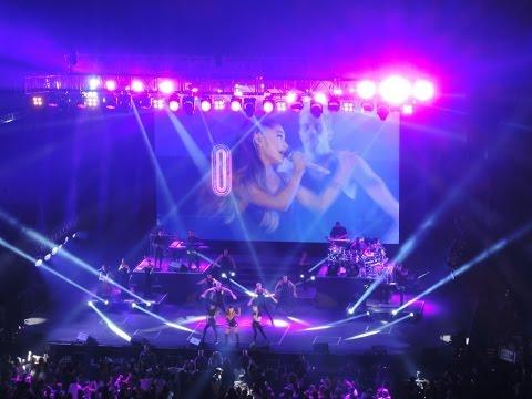VLOG: Ariana Grande Live in Manila HONEYMOON TOUR