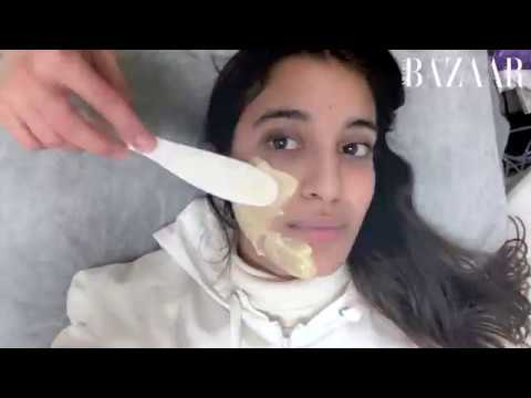 NYC Pre-Fashion Week Beauty Vlog | Bazaar Beauty | Harper's Bazaar Arabia