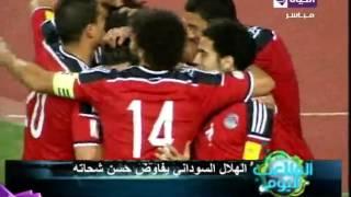 بالفيديو.. الهلال السوداني يتفاوض مع المعلم حسن شحاتة