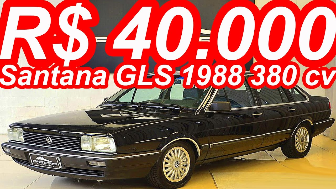 pastore r  40 000 volkswagen santana gls 1988 mt5 fwd 1 8
