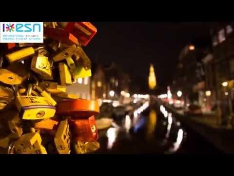 ESN UK Invade Amsterdam