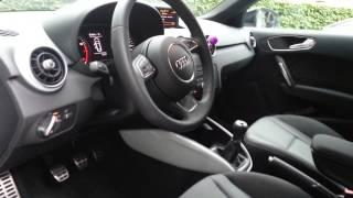 Audi A1 Sportback Amplified 2012 Videos