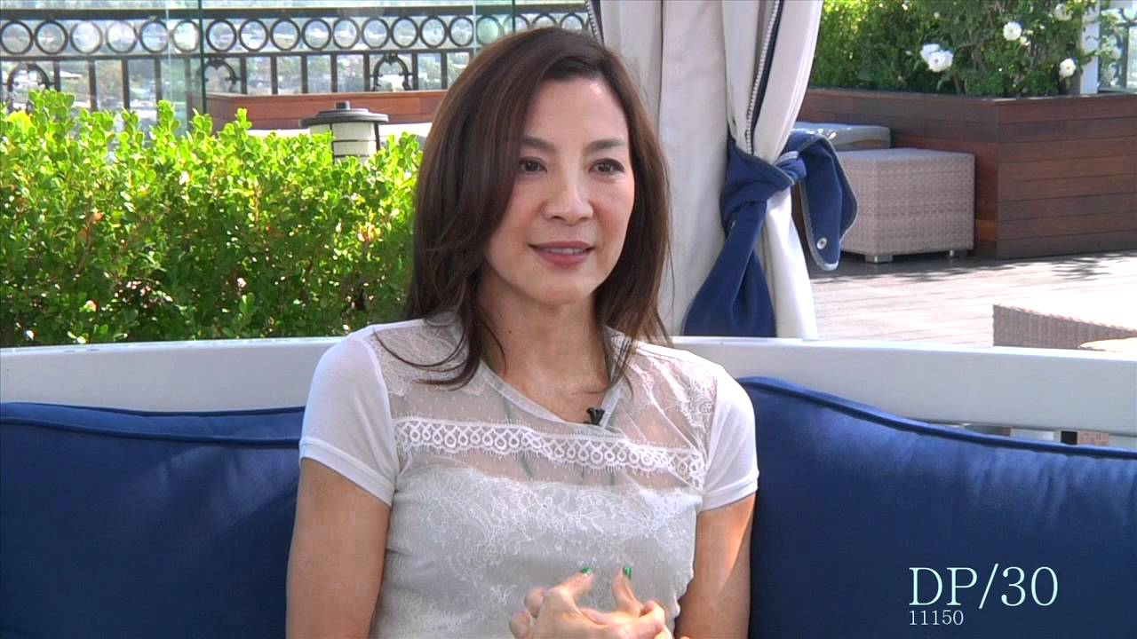 Download DP/30: The Lady, actress Michelle Yeoh