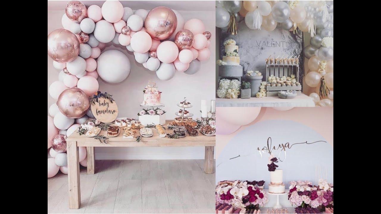 Ý tưởng mới để trang trí buổi sinh nhật | Beauty Seeker.