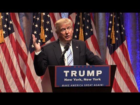 Donald Trump/Mike Pence  Press Conference @ Hilton Hotel7/16/16