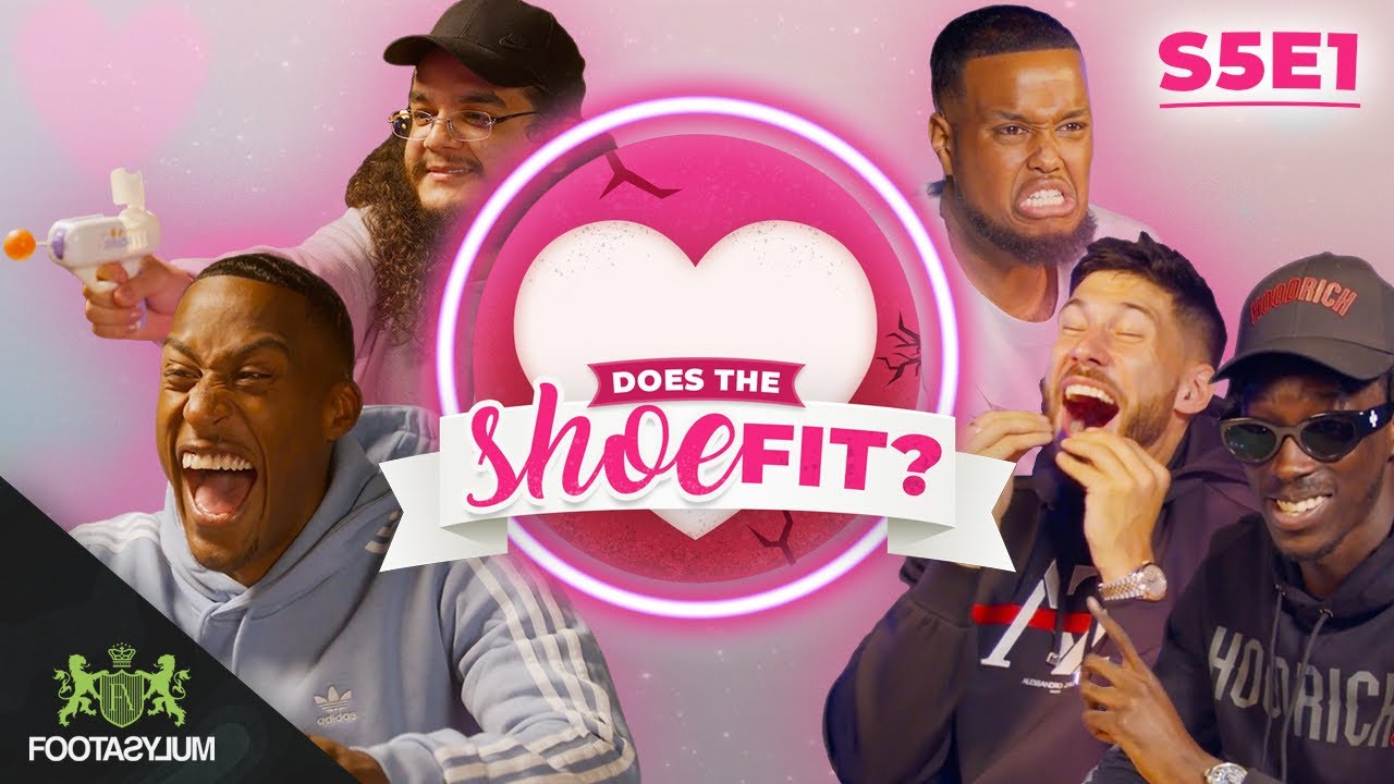Download CHUNKZ, FILLY, UNKNOWN T, ALHAN AND JACK ARE BACK DATING!! | Does The Shoe Fit? S5 EP 1