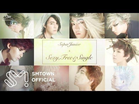 "SUPER JUNIOR 슈퍼주니어 The 6th Album ""Sexy, Free & Single"" Highlight M"