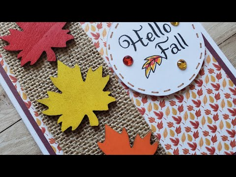 Painting Dollar Tree Wooden Leaves & Pumpkins | Mindless Crafting