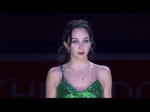 Е. Туктамышева. Показательные выступления. Shiseido Cup of China. Гран-при по фигурному катанию