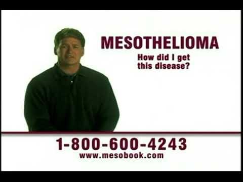 mesothelioma commercial youtubemesothelioma commercial