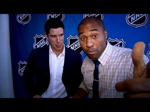 Cabbie Presents: Selfies with Sidney Crosby
