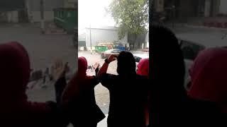 kejadian banjir depan office ..habis moto tumbang semua dek kerana sikap manusia yg pentingkan diri