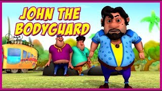 Motu Patlu | John The Bodyguard | Motu Patlu in Hindi