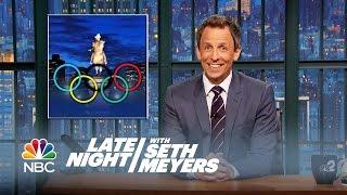 New England Scram Chowder - Late Night with Seth Meyers