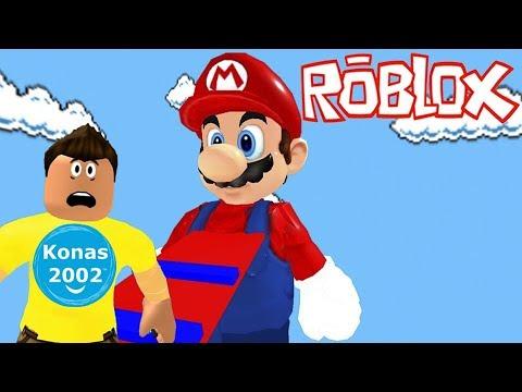 Roblox Mario Obby Roblox Escape Mario Obby Roblox Gameplay Konas2002 Youtube
