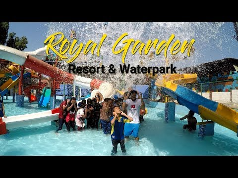 Royal Garden Resort Water Park Vasai