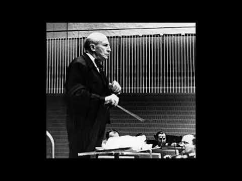 【名演】Carl Schuricht & SDR - Schumann: Symphony No.3 in E flat major Op.97 ''Rhenish'' (1960.12)
