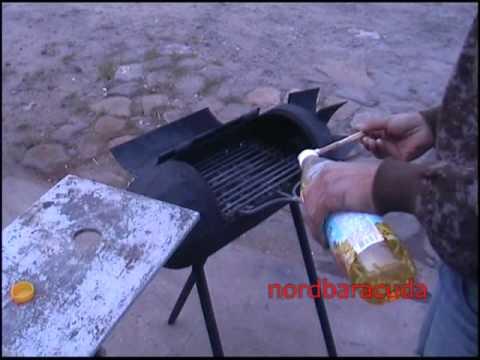 как сделать решетку для гриля. Grill homemade.