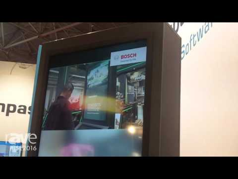 ISE 2016: dimedis Details BOSCH Experience Zone